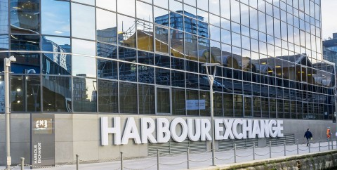 Harbour Exchange Square, Canary Wharf, E14 9GE