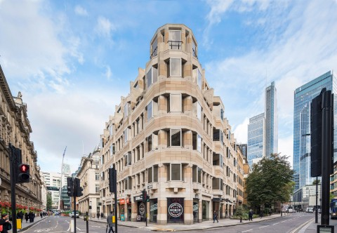 London Wall, Liverpool Street, London, EC2M 7AD