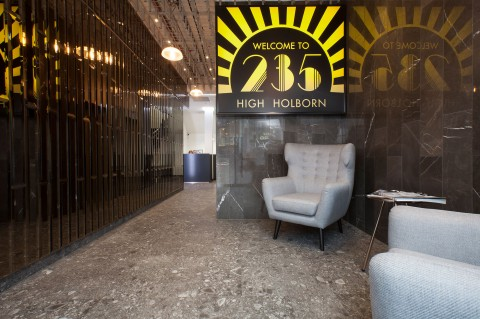 The Space, 235, High Holborn, London, Greater London, WC1V 7DN