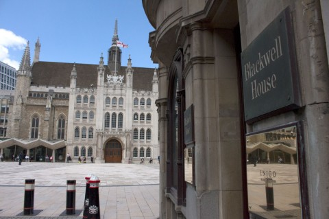 Guildhall Yard, Bank, EC2V 5AE