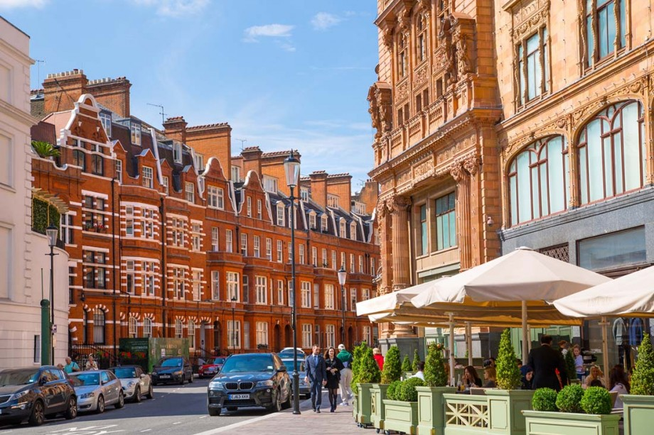 Office Space in Knightsbridge & Belgravia