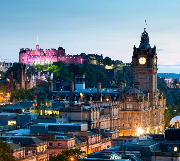 Why You Should Rent Serviced Office Space in Edinburgh